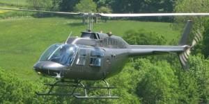 1980 Agusta Bell B206BIII