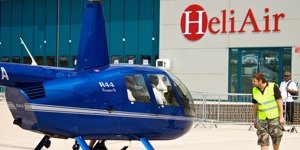HeliAir Robinson R44 Helicopter