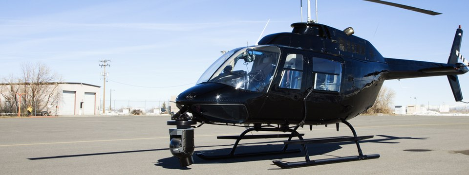 Surveillance & survey helicopters