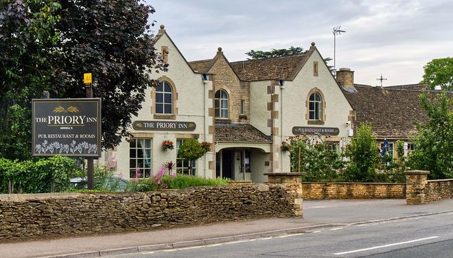 The Priory Inn Hotel