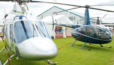 Private & corporate helicopters